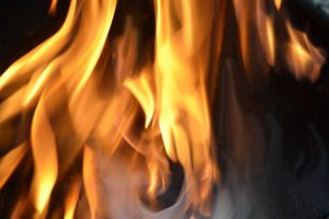 Feuer © Elektronik Printing