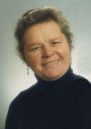 Portrait von Ennsfellner Maria