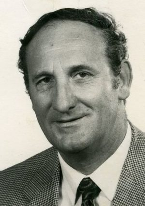 Portrait von Federmann Julius