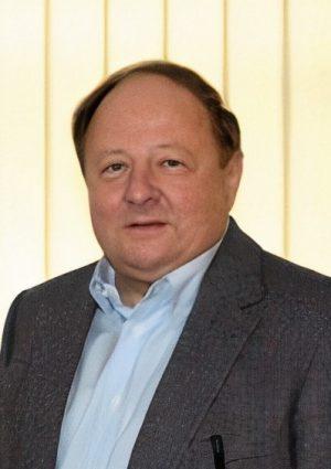 Portrait von Fransecky Gottfried