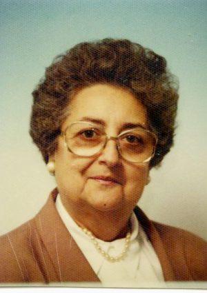 Portrait von Gugrel Eleonora