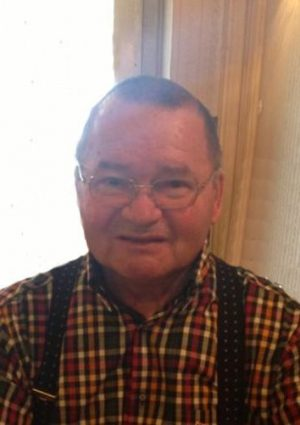 Portrait von Heinz Adolf