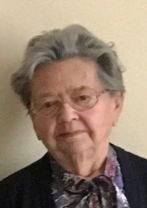 Portrait von Roitner Hedwig