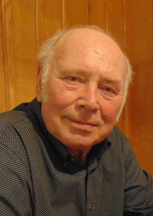Portrait von Franz Ruhm