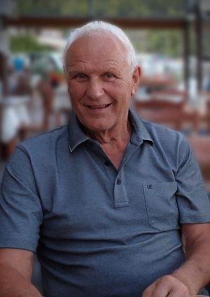 Portrait von Schmied Alfred