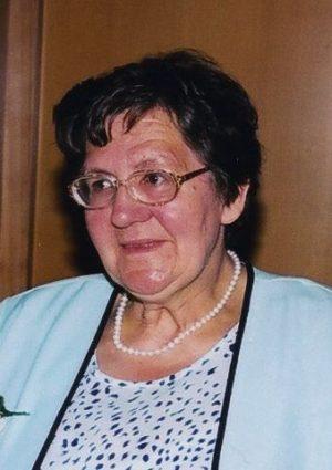 Portrait von Stoiber Maria