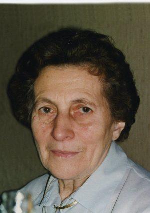 Portrait von Stoll Josefa