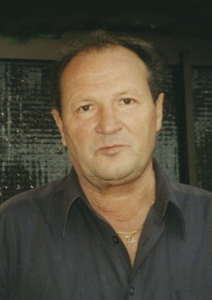 Portrait von Ernst Wimmer
