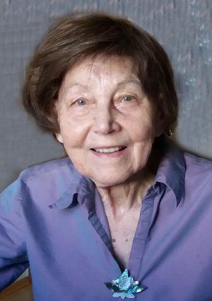 Portrait von Woharcik Margarete
